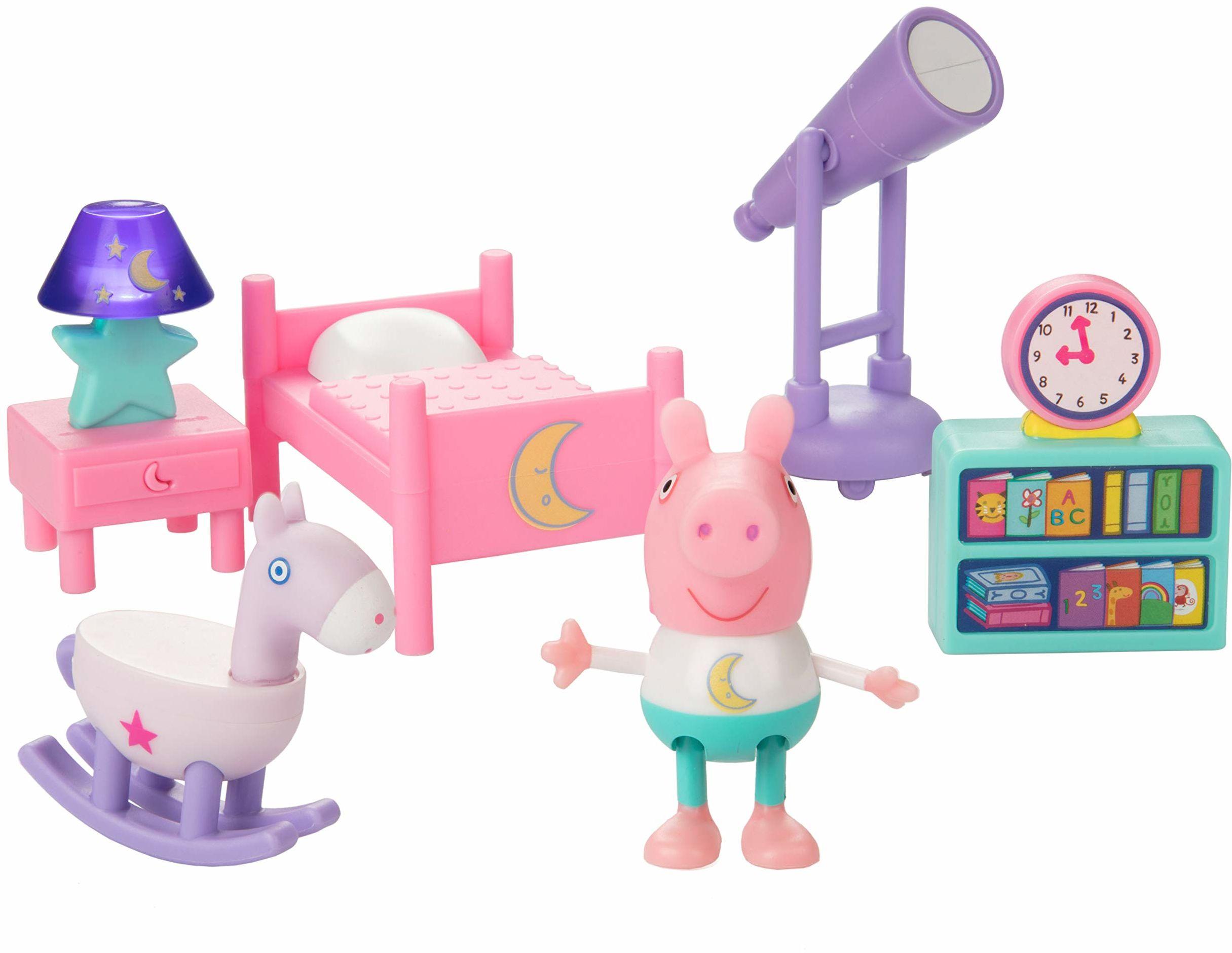 Peppa Pig PEP0560 zestaw figurek do zabawy w stylu Peppa
