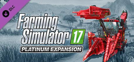 Farming Simulator 17 - Platinum Expansion (PC) klucz Steam