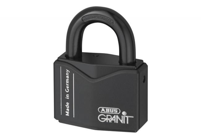 Kłódka antywłamaniowa Abus Granit 37/55, 2 klucze