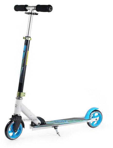 Hulajnoga SMJ NL-500-145 /niebieska/