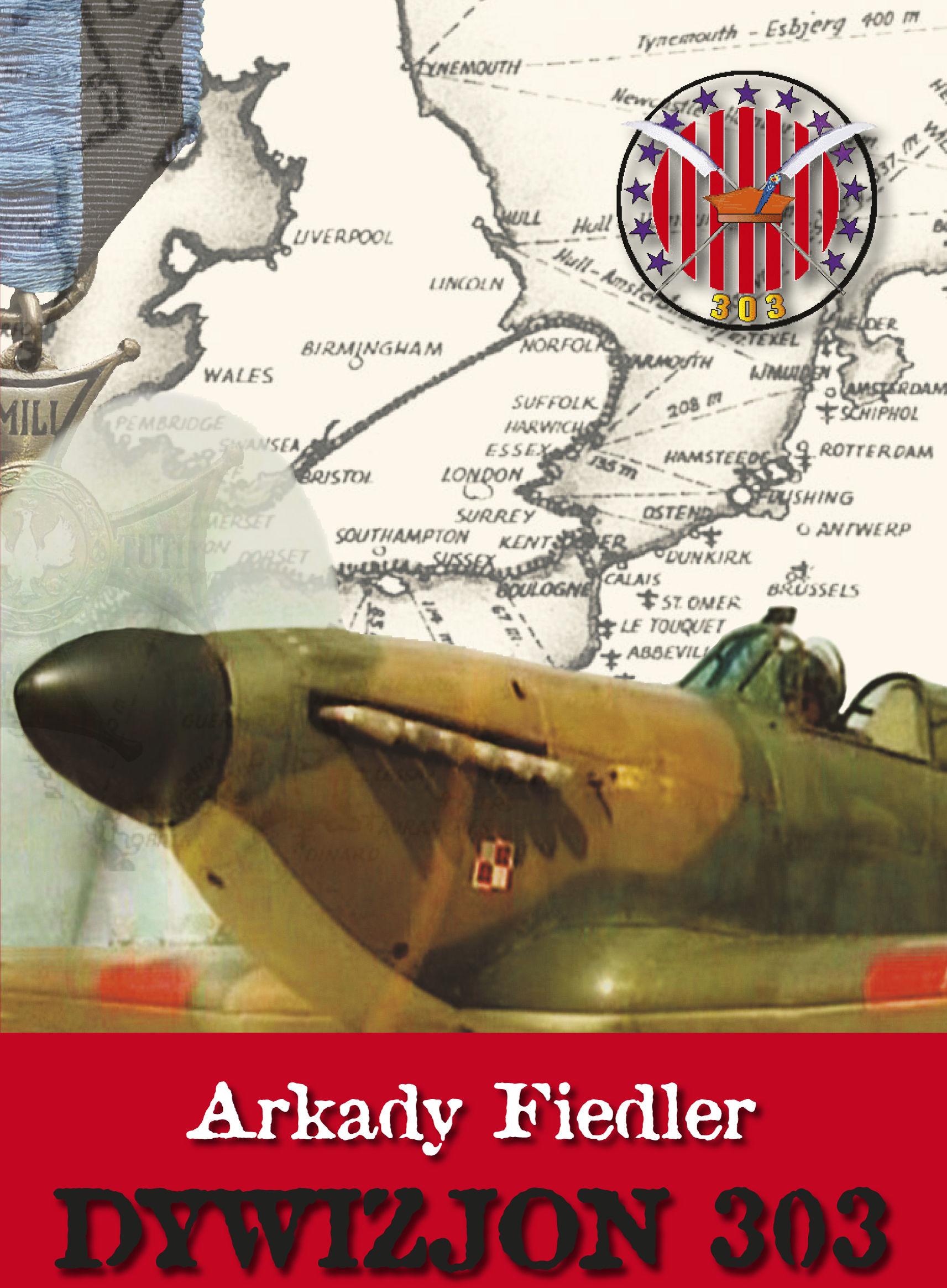 Dywizjon 303 - Arkady Fiedler - ebook