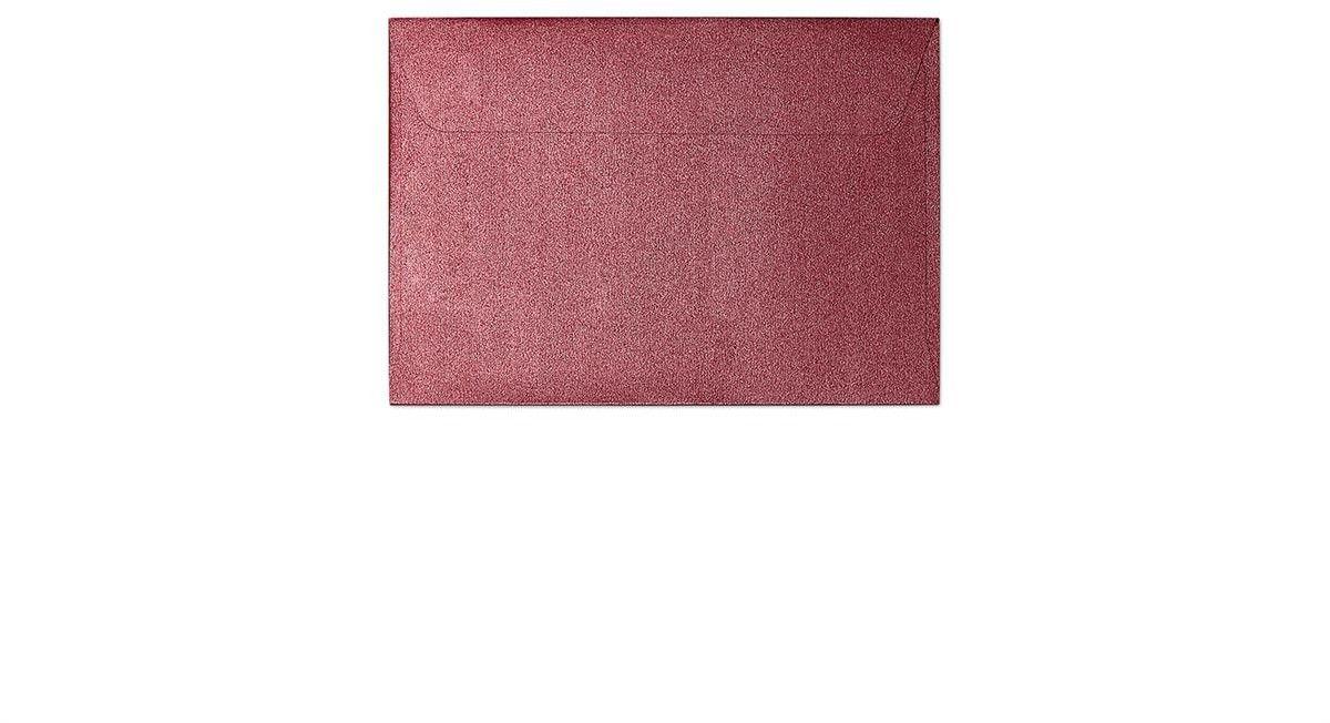 Koperta Pearl czerwony B7 10 sztuk w opakowaniu Argo 280517 Rabaty Porady Hurt Autoryzowana
