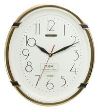 Zegar ścienny cassino #3114W