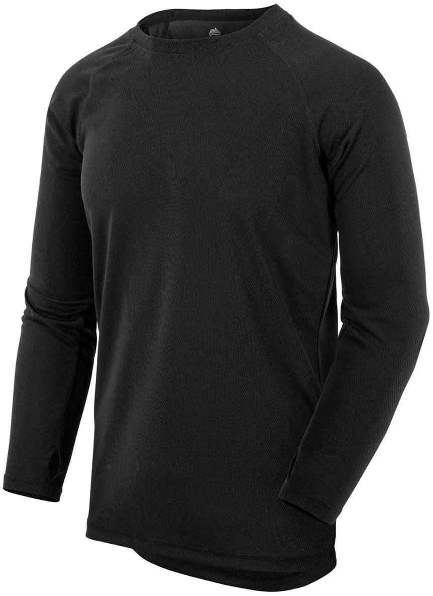 Koszulka termoaktywna Helikon US LVL 1 - czarna (BL-UN1-PO-01)