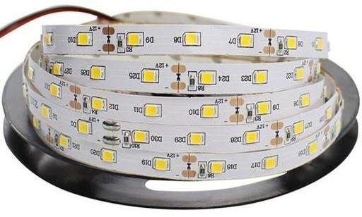 TAŚMA 60 LED 24W. Barwa Zimny Biały. IP20. (5 metrów)