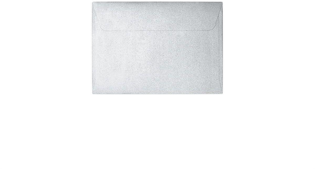 Koperta Pearl srebrny B7 10 sztuk w opakowaniu Argo 280514 Rabaty Porady Hurt Autoryzowana