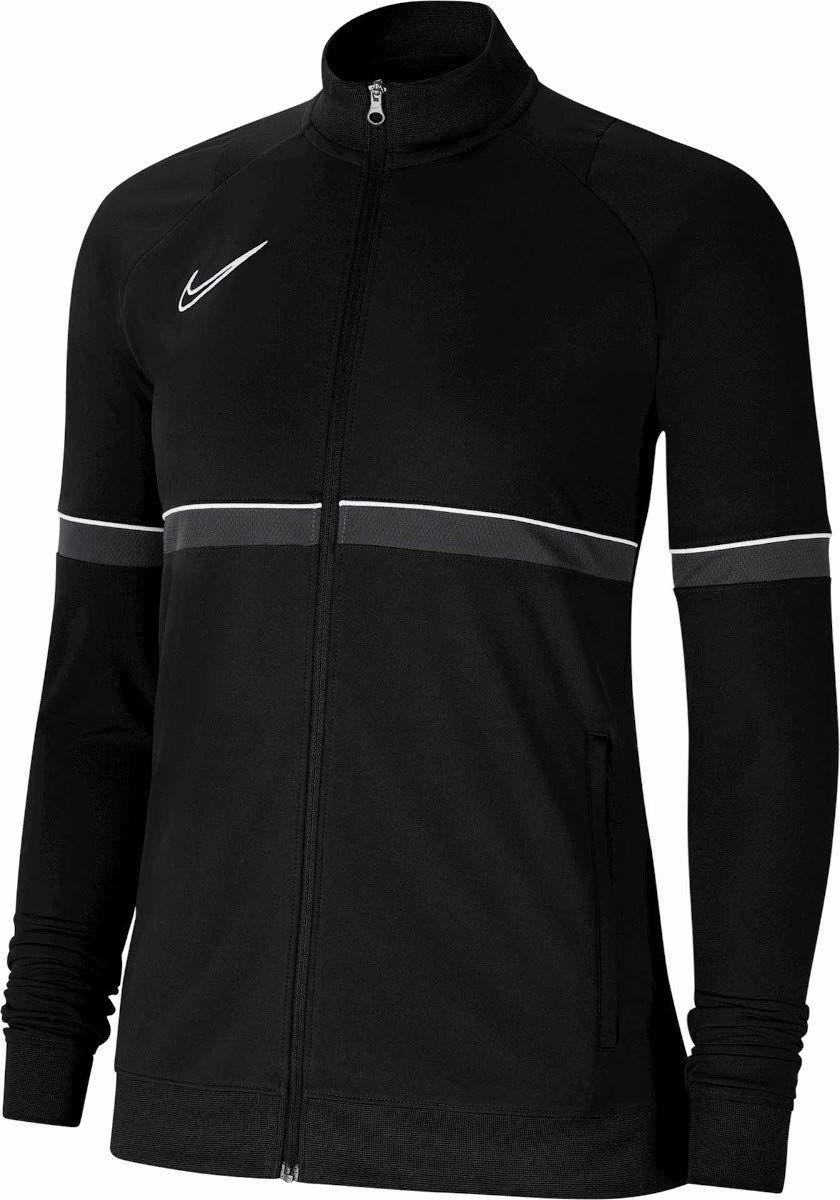 Nike Damska kurtka damska Academy 21 Track Jacket Czarny/biały/antracytowy XL