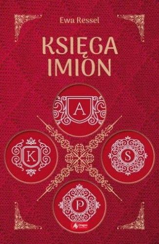 Księga imion - Ewa Ressel