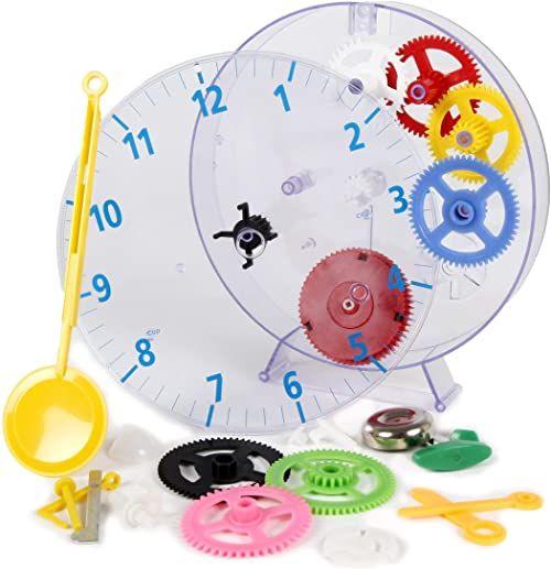 Technoline Zegar dziecięcy do zabawy i nauki