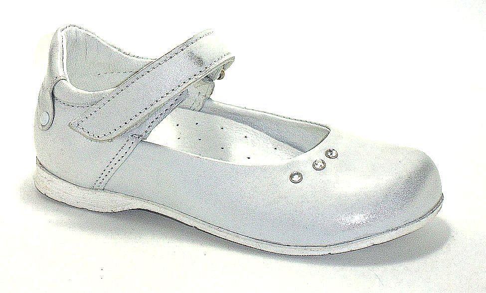 DAWID 1375 biały srebro