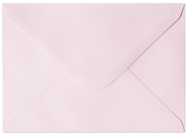 Koperta Gładki różowy C6 10 sztuk w opakowaniu Argo 280226 Rabaty Porady Hurt Autoryzowana