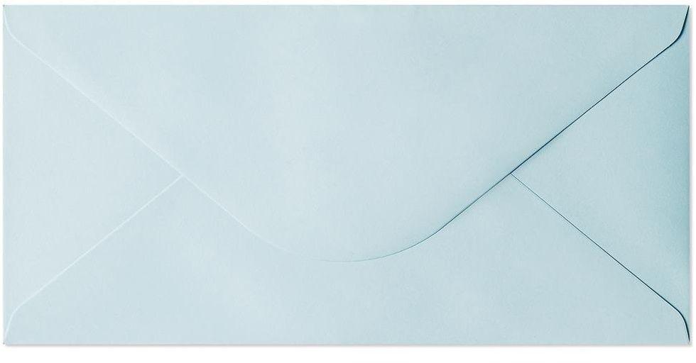 Koperta Gładki niebieski DL 10 sztuk w opakowaniu Argo 280128 Rabaty Porady Hurt Autoryzowana