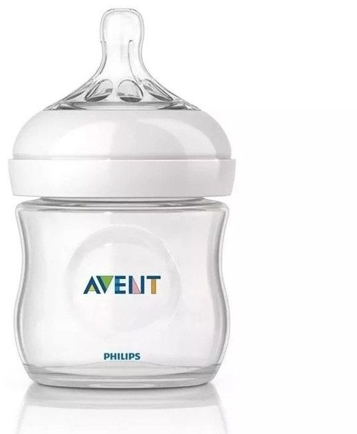 PHILIPS AVENT butelka dla niemowląt Natural 125ml