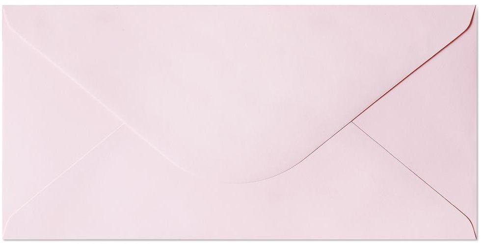 Koperta Gładki różowy DL 10 sztuk w opakowaniu Argo 280126 Rabaty Porady Hurt Autoryzowana
