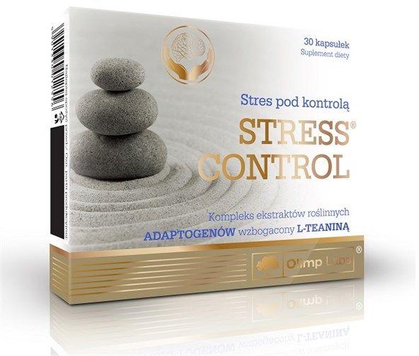 STRESS-CONTROL 30kap