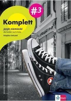 Komplett 3 Zeszyt ćwiczeń + CD + DVD - praca zbiorowa