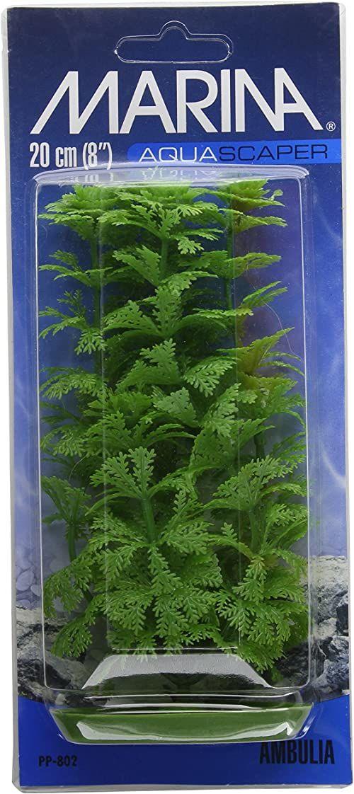 Marina Plastikowa roślina, ambulia, ambulia, 20 cm