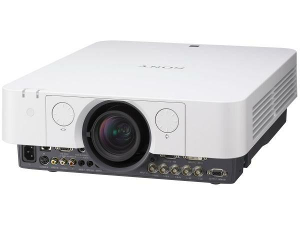 Projektor Sony VPL-FX30 + UCHWYTorazKABEL HDMI GRATIS !!! MOŻLIWOŚĆ NEGOCJACJI  Odbiór Salon WA-WA lub Kurier 24H. Zadzwoń i Zamów: 888-111-321 !!!