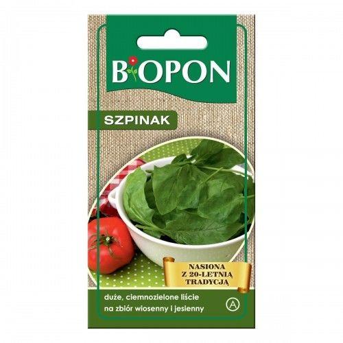 Szpinak - nasiona