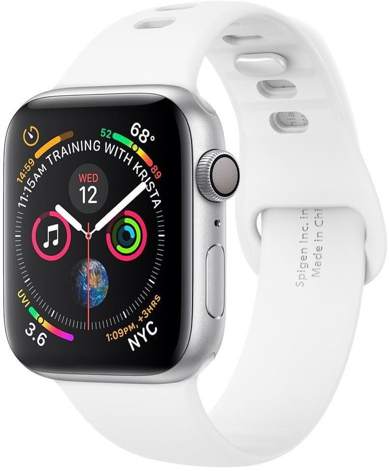 Pasek Spigen Air Fit Band Apple Watch 1/2/3/4/5 (38/40mm) White