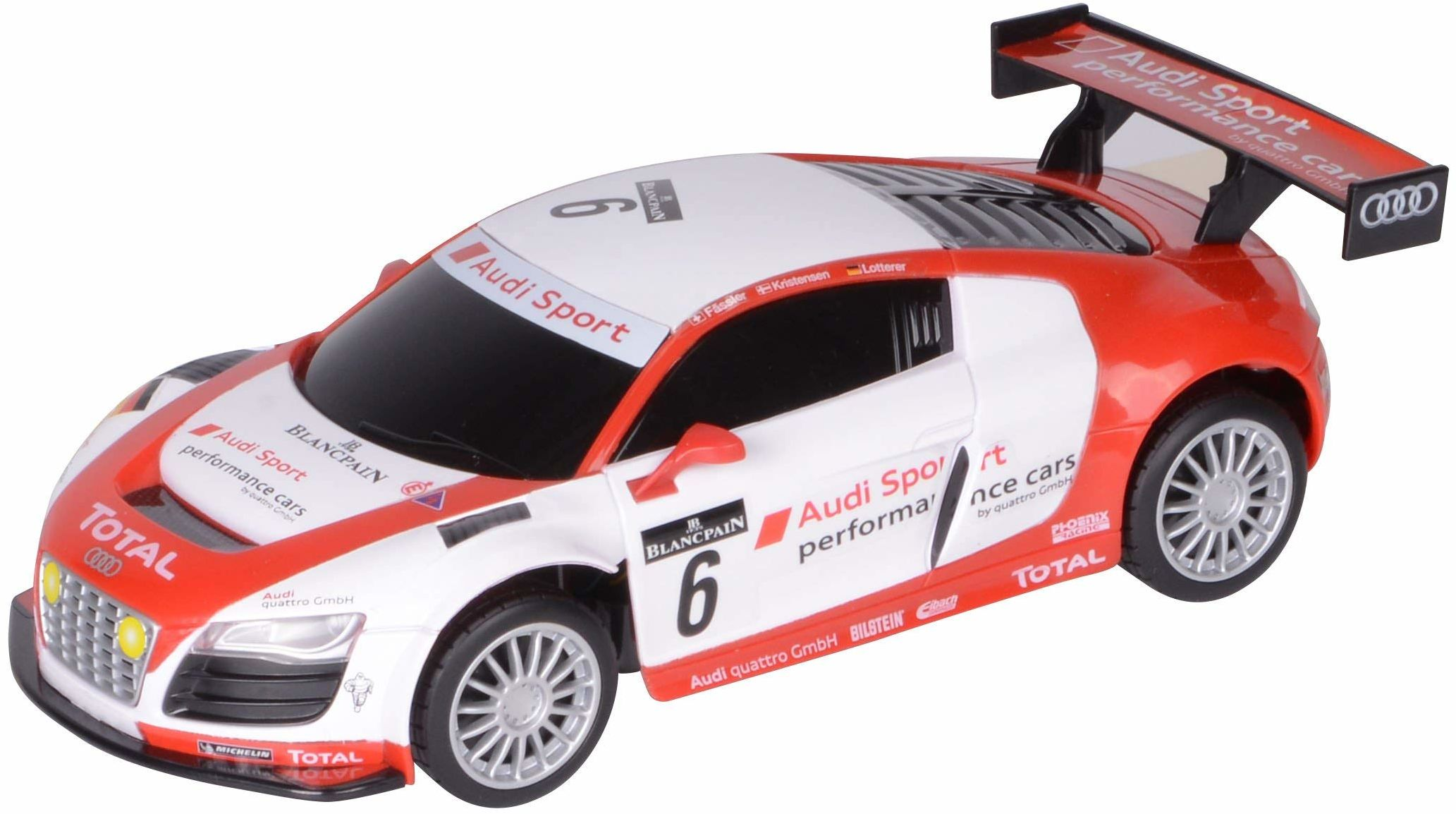 Toy State  1: 20 Scale Street Cars Audi R8