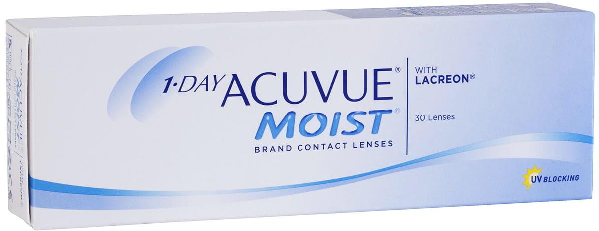 Acuvue Moist, 30 szt.