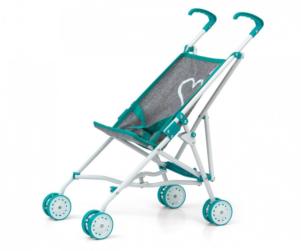 Milly Mally Wózek dla lalek Julia Prestige Mint