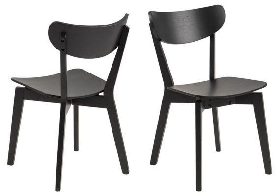 Krzesło oto czarne