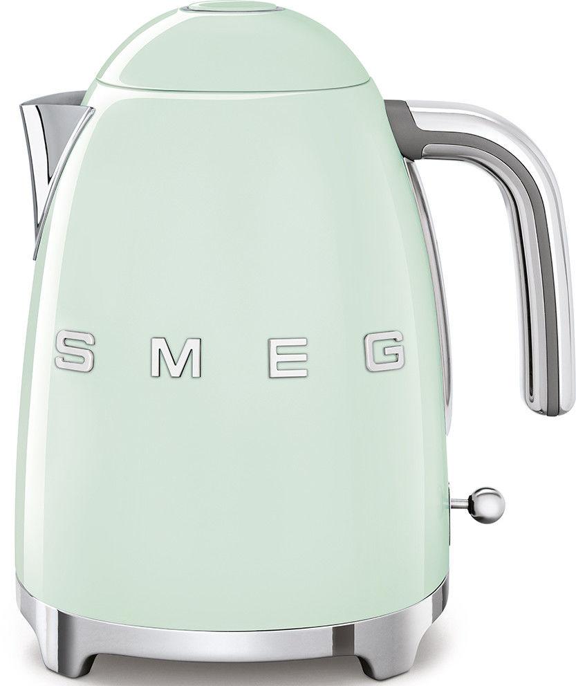 SMEG_Czajnik KLF03PGEU p.zieleń - Produkt na zamówienie - realizacja początek września -(22)8777777- Zadzwoń - Darmowa dostawa- Autoryzowany Partner marki SMEG