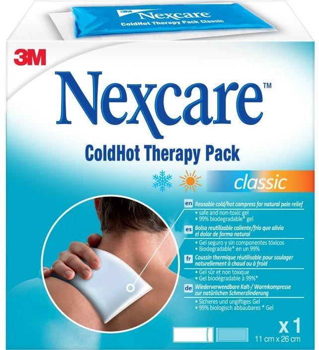 Nexcare ColdHot Therapy Classic okład żelowy ciepło-zimno 1 sztuka