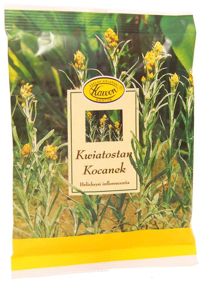 Kwiatostan kocanek - Kawon - 25g
