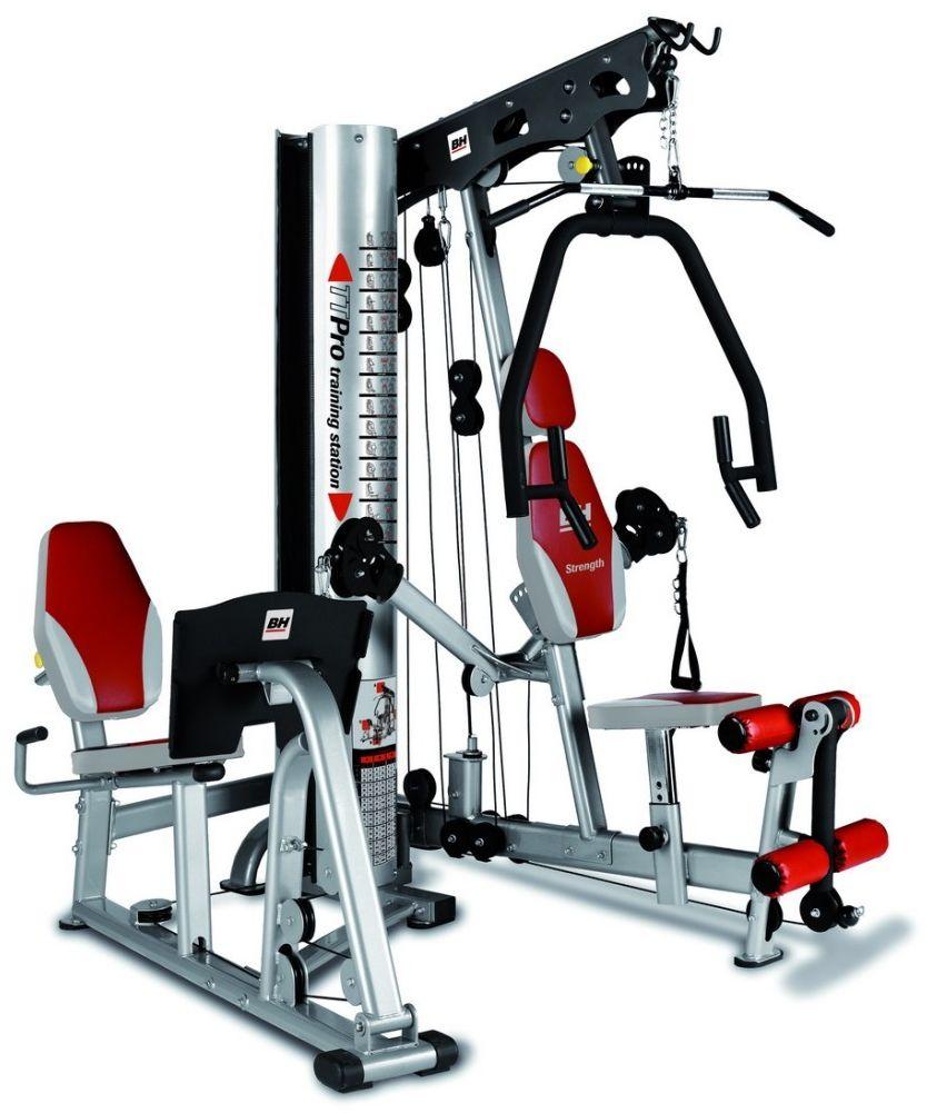 Atlas Treningowy TT Pro G156 BH Fitness