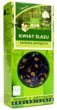 Herbatka z KWIATU ŚLAZU BIO 20g Dary Natury