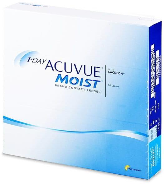 Acuvue Moist, 90 szt.