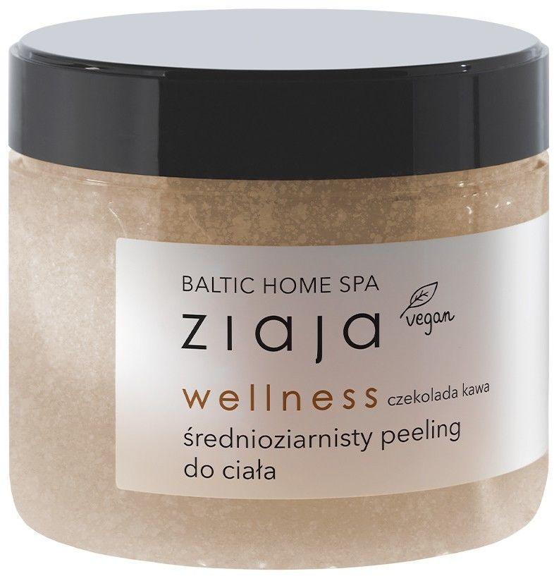Ziaja baltic home spa wellness średnioziarnisty peeling do ciała 300 ml