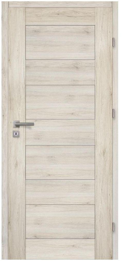 Skrzydło drzwiowe MATARO Dąb Montana 80 Prawe ARTENS