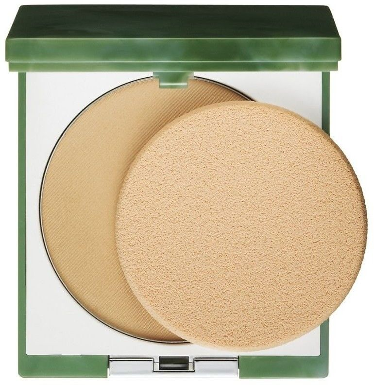 Clinique Stay-Matte Sheer Pressed Powder Oil-Free 01 Stay Buff Puder matujący 7,6 g