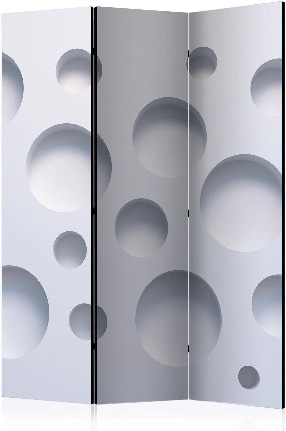 Parawan 3-częściowy - harmonia nowoczesności [room dividers]