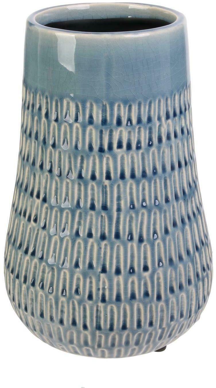 Wazon ceramiczny Antica niebieski