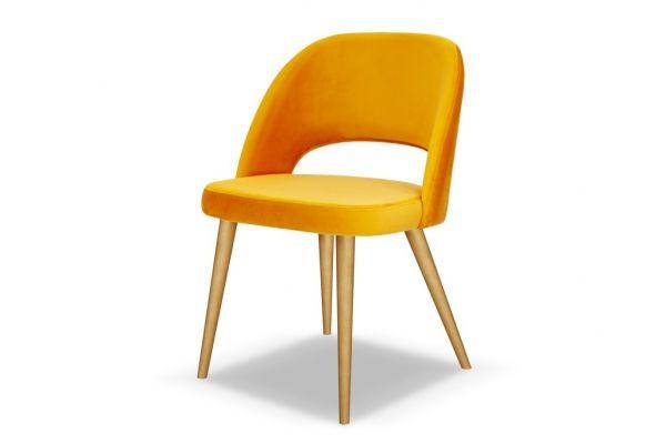 Szerokie krzesło dębowe dubai