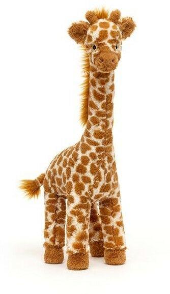 JellyCat - Maskotka Przytulanka Dakota Giraffe - Żyrafa 48x11 cm