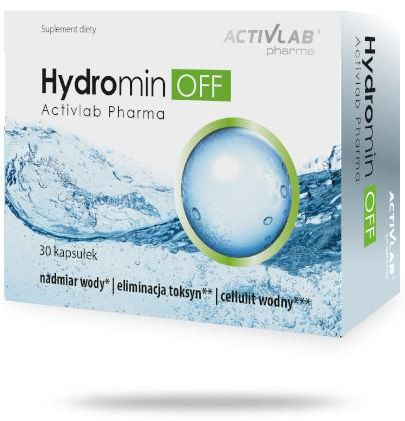 ActivLab Hydromin OFF 30 kapsułek