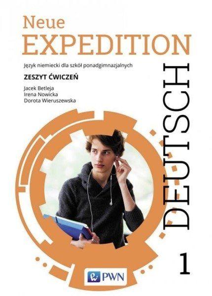 Expedition Deutsch Neue 1 AB w.2015 PWN - Jacek Betleja, Irena Nowicka, Dorota Wieruszewska