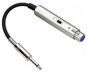 Monacor MA-100/15, mikrofonowy transformator dopasowujący