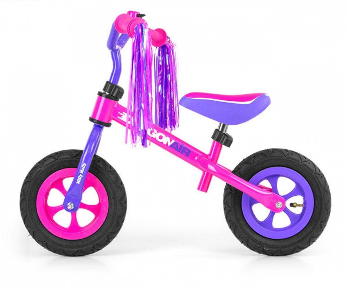 Milly Mally Rowerek Biegowy Dragon Air Pink
