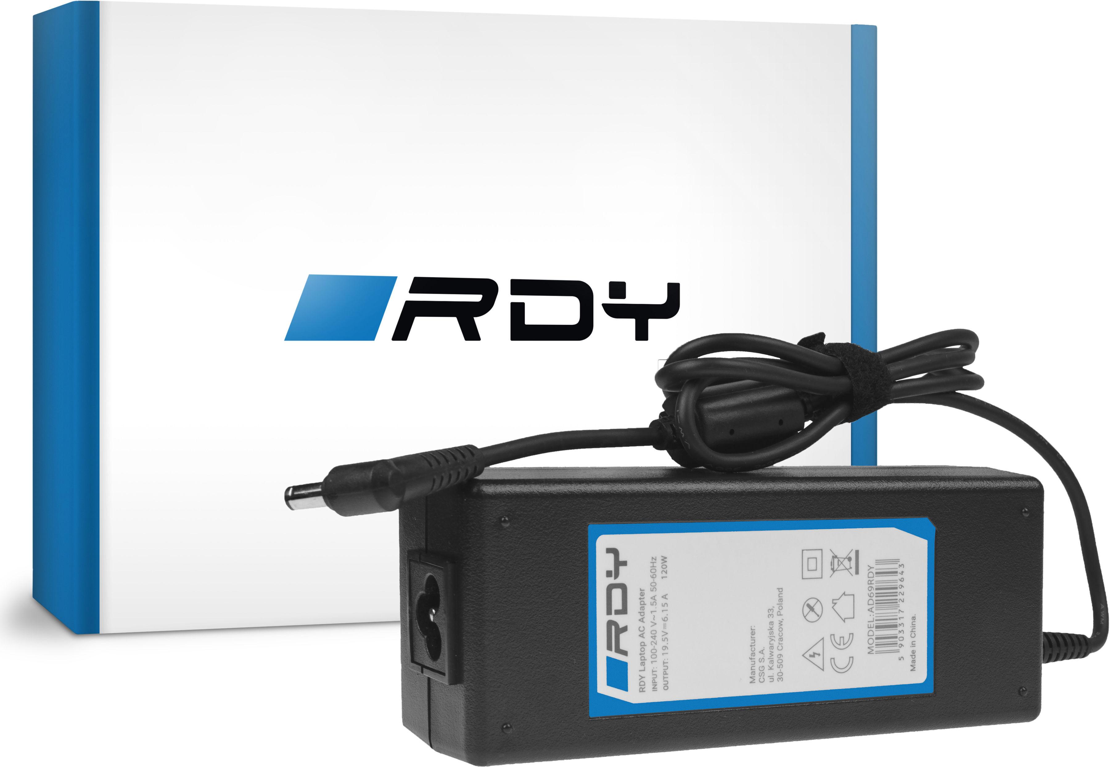 Zasilacz Ładowarka RDY 19.5V 6.15A 120W do Lenovo IdeaPad Y510p Y550p Y560 Y570 Y580 Z500 Z570 MSI GE60 GE70 GP70