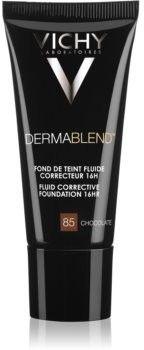 Vichy Dermablend podkład korygujący z filtrem UV odcień 85 Chocolate 30 ml