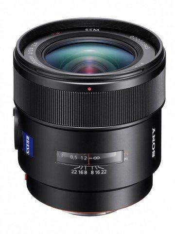Sony 24mm f/2.0 ZA SSM Carl Zeiss Distagon T* Czarny