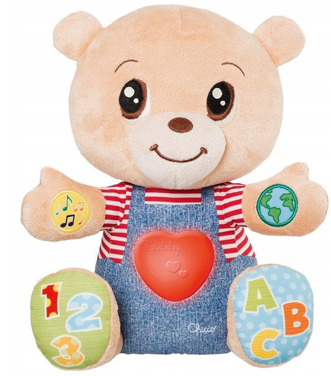 Chicco - Miś Teddy okazujący uczucia 79470