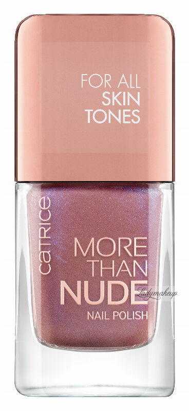 Catrice - MORE THAN NUDE NAIL POLISH - Lakier do paznokci - 13 - TO BE CONTINUDED